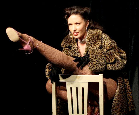 Join Portland's Queen of the Tease, Madison Moone, for Striptease Salon, ...