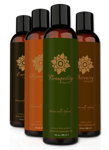 Sliquid Organics Massage Oil