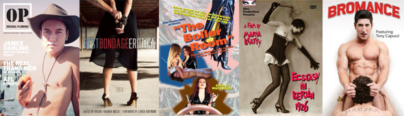 New books and DVDs for May 2014