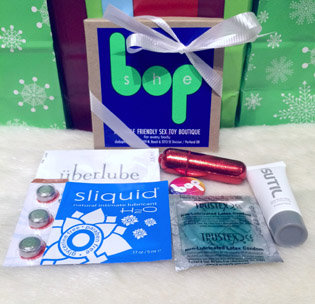 She Bop Sampler Gift Pack