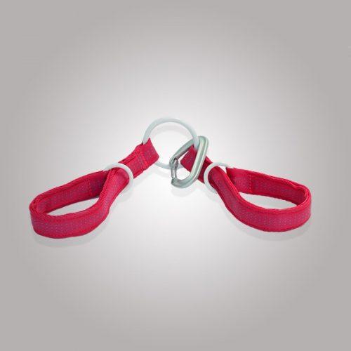 Indoor Bound Slip Tie Cuffs