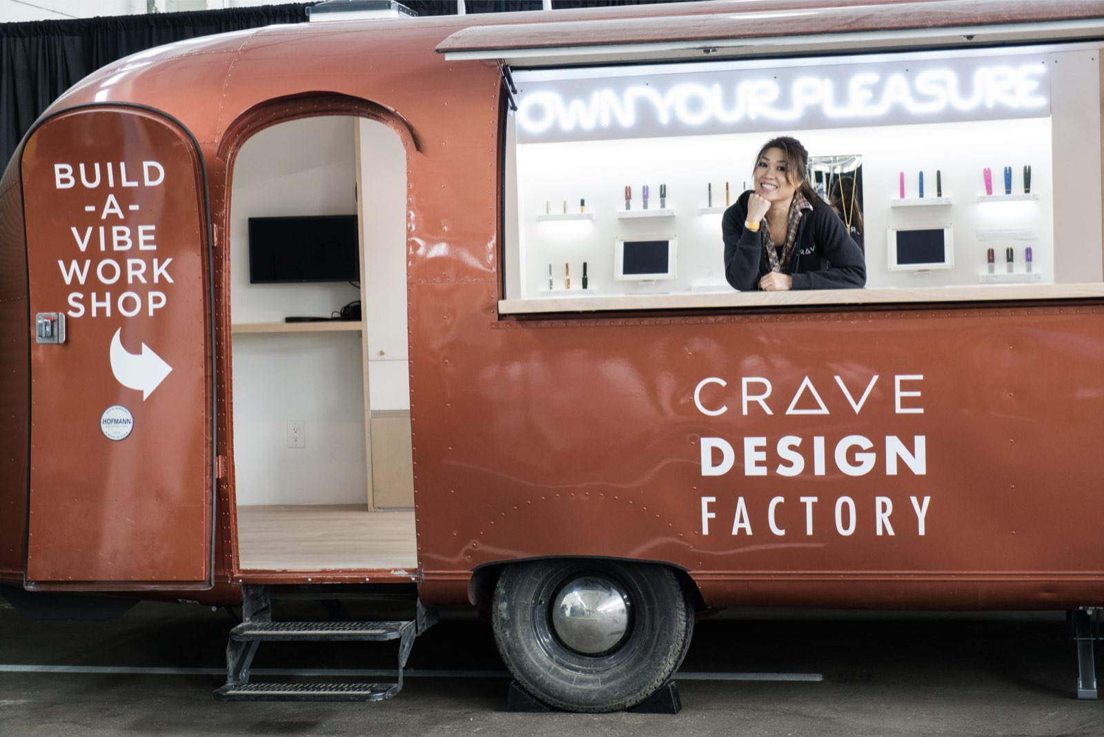 Build-a-Vibe with Crave