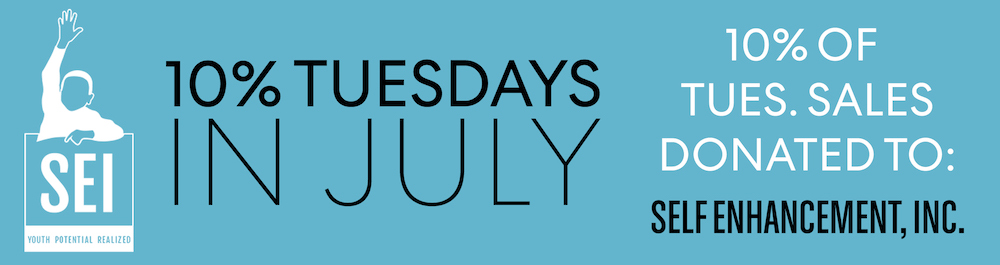 10% Tuesdays in July for SEI