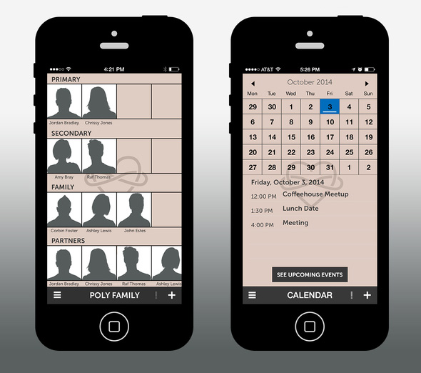 The Poly Life app